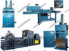 High Quality Waste plastic Baler Machine Manufacture