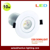 10W IP20 COB Downlight LED