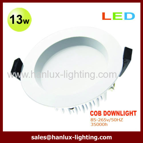 13W IP20 COB chip LED ceiling light