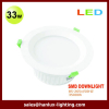33W IP20 Aluminium COB LED ceiling light