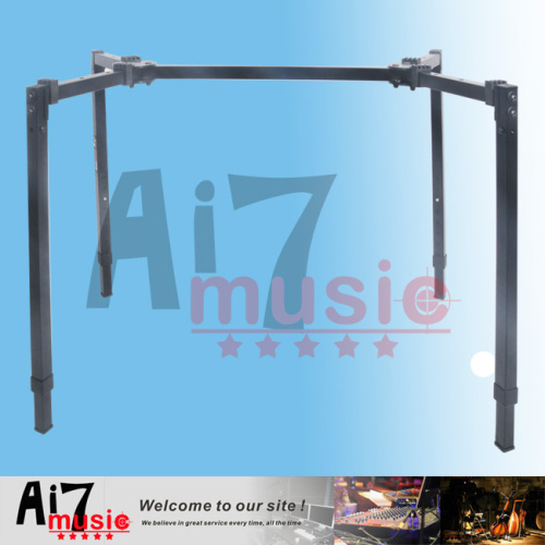 AI7MUSIC Multifunction stand for keyboard mixer speakers flight cases etc