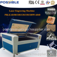 Possible OEM co2 laser wood engraving machine