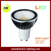 GU10 COB spotlight light LED