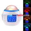 High quality alarm clock projection digital LED clock various fashion