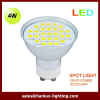4W 320LM GU10 base TUV CE ROHS report SMD LED lamp