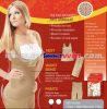 Teleshop Infrared Rays 3 pieces FIR Slimming Set