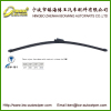 Rear wiper frameless with nature rubber