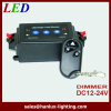 DC12V CE wireless remote LED dimmer