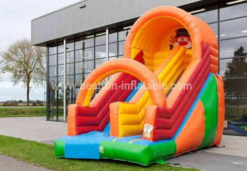 Outdoor Inflatable Slide for Grassland Beach