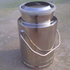 Stainless steel milk cans container for sale 10liters