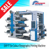 6800 Series Six Color Flexographic Printing Machine