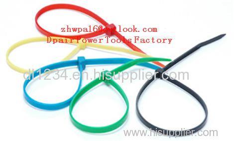 Maker Nylon Cable Ties Self Locking Nylon Cable Ties