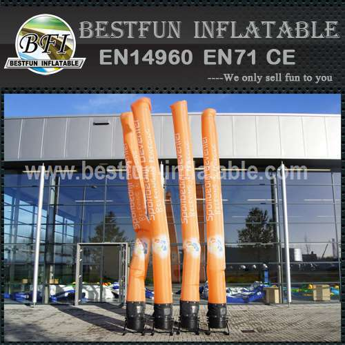 Funny and Lovely inflatable air dancing tube