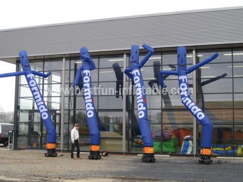 Attractive costumes inflatable advertising air dancer