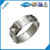 Single Ear Stainless Steel Rope Clamps