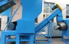 Plastic Film Screw Feeder