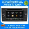 Ouchuangbo car navi video dvd play with gps navigation ipod Bluetooth for Ford old Focus /Mondeo