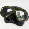 Wholesale cheap professional PVC/silicone diving mask