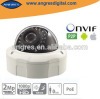 1080P HD Waterproof CCTV Network Camera , IP Camera with POE