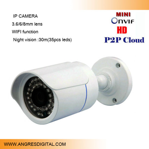 2014 new style HD 1Mp IP hd camera 720P bullet camera ip camera ip