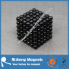 216+6 pcs 5mm Black Nickel Plated Sphere Magnets Neocube NdFeB Magnet Balls