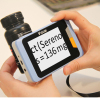 "Ecare 3.5"" Portable Video Magnifier"