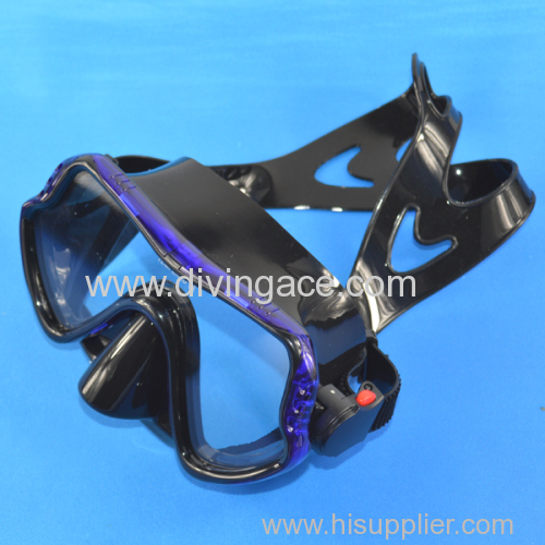 OEM professional scuba diving mask for diving & swimming