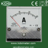 panel analog current meter