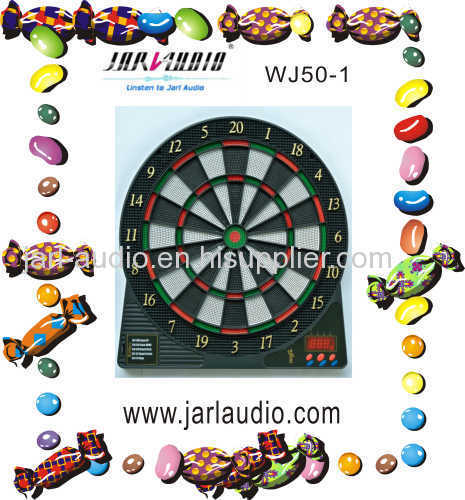 Professional Electronic Dartboard With Dart Tips