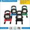 Rechargeable portable IP65 CE ROHS penguin led flood light