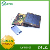 Different brand smart phone use mobile solar charger