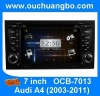 Ouchuangbo multimedia car stereo for Audi A4 2003-2011