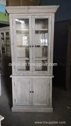 KD glass display cabinet
