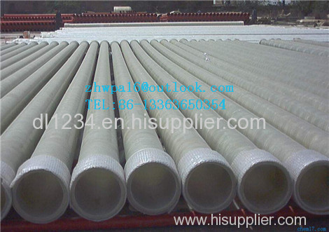 FRP carbon pipe FRP ventilation pipe
