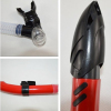 diving snorkel rubber water sports equipment
