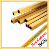 hollow brass square tube building material