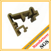 window door frame brass copper extrusion profile section