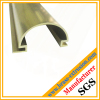 building material brass profile