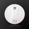 High accuracy photoelectric smoke detector alarm with 9v battery