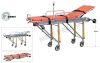 Ambulance Stretcher Technical features