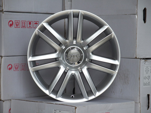 Fin Audi S8 replica alloy wheels from China manufacturer - Ningbo WT-28