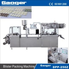 Alu-PVC Blister packing machine