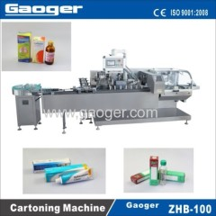 Full Automatic Cartoning Machine