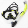 Manufacturer diving mask snorkel set underwater equipment