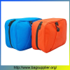 Newest model travel waterproof hotel cosmetic bag making beauty case