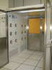 Double-open Swing Door Cargo Air Shower