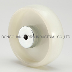Industrial material handling equipment nylon caster wheels