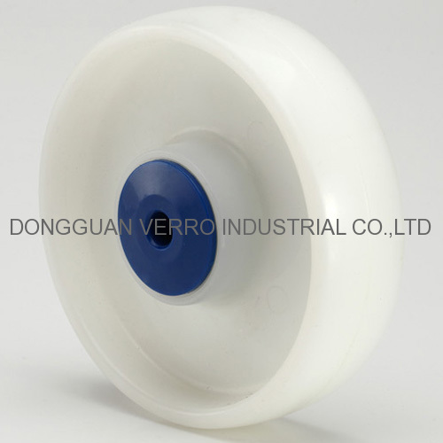 5 inches ball bearing nylon caster wheels