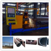 steel structure pipe profile CNC cutting machine price plasma cutting machine price cnc plasma and flame cutting machine