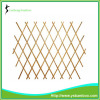 natural bamboo pole fence